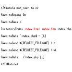 index.htmlが表示されない