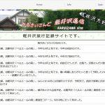 軽井沢サイト
